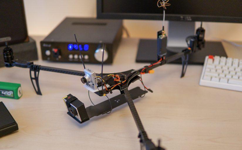 RCExplorer Tricopter v4 build