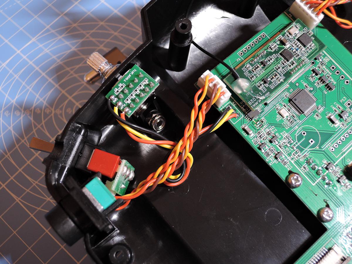 Taranis X9D Plus 6 Position Switch Mod – cjdavies org
